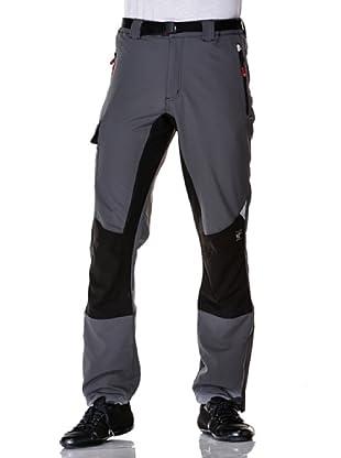 Black Wolf Pantalone Trekking (Grigio Scuro)