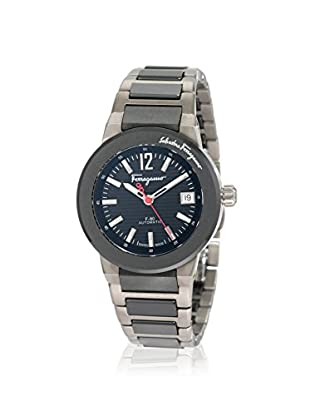 Salvatore Ferragamo Men's F54MBA78909 S789 F-80 Black Ceramic Two-Tone Watch