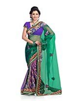 Chirag Sarees Designer Partywear Bridal Marriage Collection 7268-B
