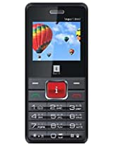 iBall Vogue 1 8 KK7 Black Grey