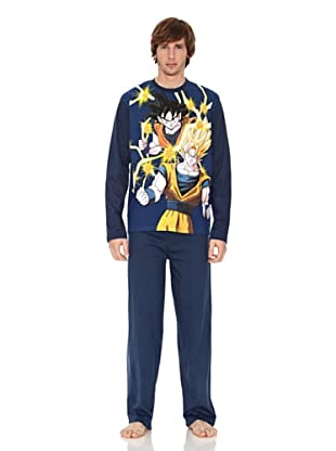 Licencias Pijama Adulto Marino