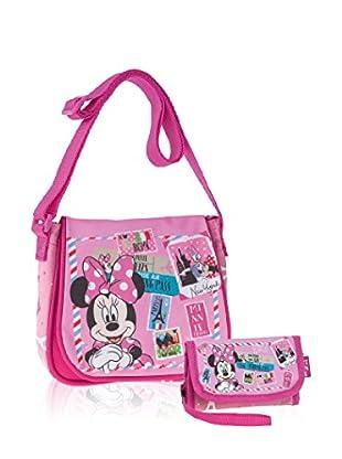 Disney Umhängetasche + Geldbeutel Minnie & Daisy