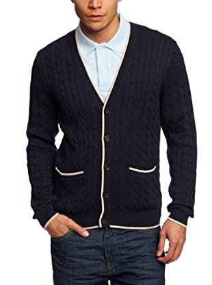 Brooks Brothers Chaqueta Jeffrey (Azul)