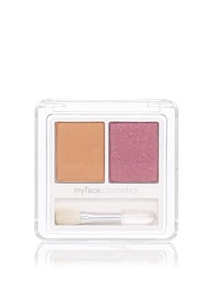 MyFace Cosmetics Eyeshadow Duo (Siren)