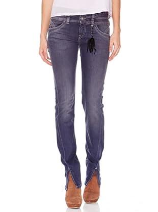 Pepe Jeans London Pantalón Fargo (Lila)