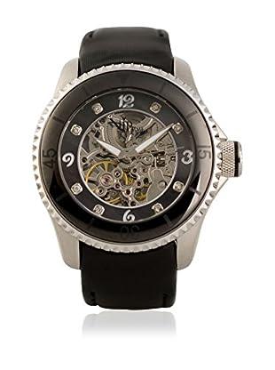 Vip Time Italy Uhr mit Japanischem Automatikuhrwerk VP8011BK_BK schwarz 43.00  mm