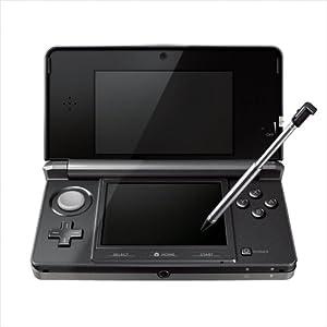 【新価格版】ニンテンドー3DS コスモブラック