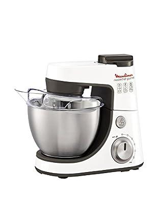 Moulinex Robot De Cocina Masterchef Gourmet Plata