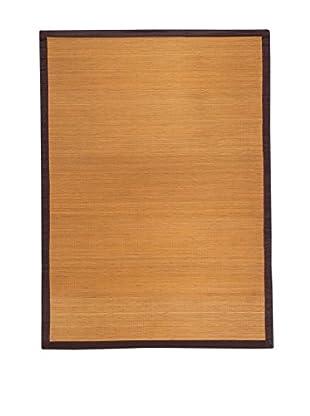 ABC Teppich  hellbraun 140 x 200 cm