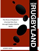 NEW RUGBYLAND: The Story of England's Journey this June through Rugby's Middle Earth