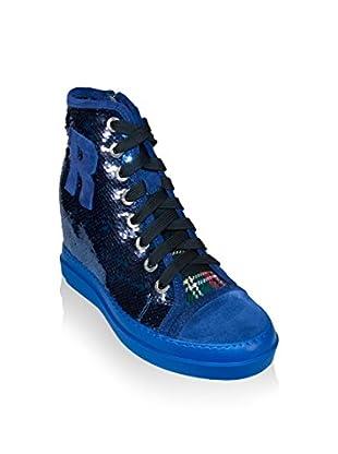 Ruco Line Sneaker Zeppa 4903 Soft Gravity S