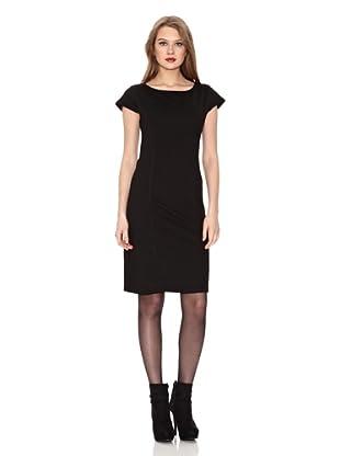 Assuili Vestido Clásico (Negro)