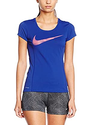 Nike T-Shirt W NK Dry CONTR Top SS GPX