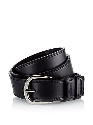 Andrea Cardone cinturón (Negro)