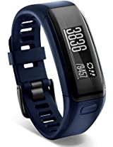 Garmin vívosmart HR Activity Tracker, Regular (Midnight Blue)