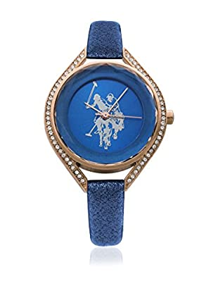 U.S.POLO ASSN. Reloj con movimiento cuarzo japonés Woman Fan 34.0 mm