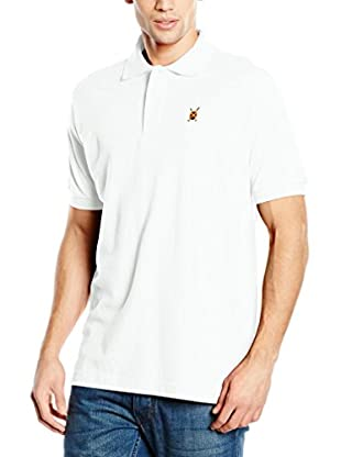 POLO CLUB CAPTAIN HORSE ACADEMY Polo Gentleman Color Cro Blanco 2XL