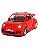 Kinsmart Diecast 1:32 Scale Volkswagen New Beetle Rsi