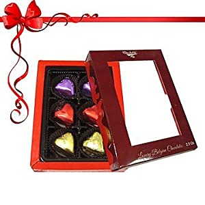 6pc Perfect Gifts for Any Love - Chocholik Luxury Chocolates