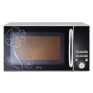 Godrej GMX 25CA2 FIZ Microwave Oven-Black