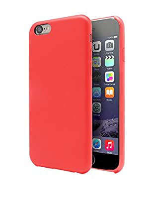 Unotec Hülle iPhone 6 / 6S Soft rot