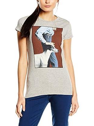 Trussardi Jeans Camiseta Manga Corta Stretch