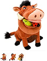 Disney Pumbaa Plush The Lion Guard Medium 12 1/2 New With Tags