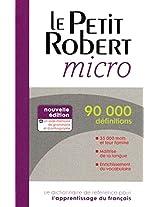 Le Robert Micro Posche