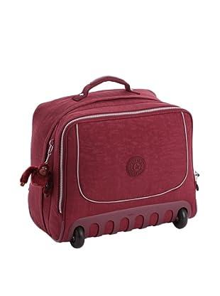 Kipling Trolley, halbstarr Backpack New Dallin granatrot 39.5 cm