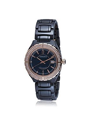 Versace Women's 02ACP91D009 SC09 DV One Diamond & Black Ceramic Watch