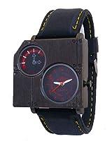 A Avon Sports Analog Black Dial Men's Watch - 1001999