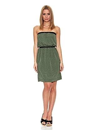 Siyu Vestido Geo (Verde)