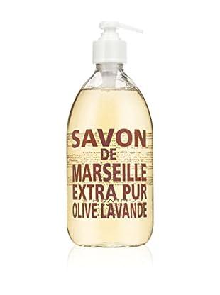 Compagnie de Provence Flüssigseife Extra Pur Olive Lavande 500 ml, Preis/100 ml: 2.39 EUR