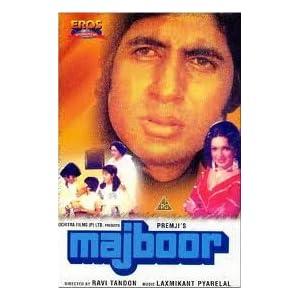 Majboor (Amitabh,Parveen Babi) | VCD