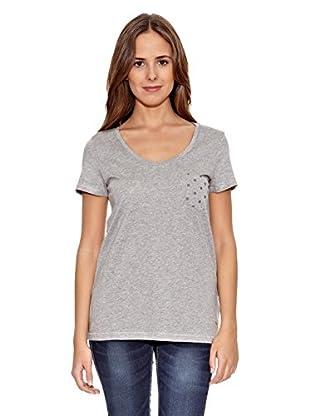 Puma Camiseta Core Athletic (Gris)