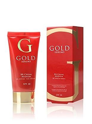 Gold Serums Face - Make Up BB Cream - Medium x2