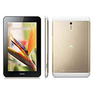 Huawei S7-721U Tablet (7 inch, 4GB, Wi-Fi+3G+Voice Calling), Gold