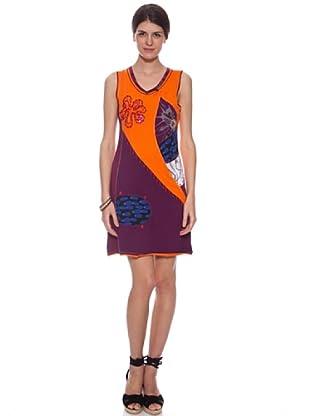 HHG Kleid Asia (Orange)