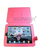 Neewer Imitation Leather iPad Case with Snap Flap