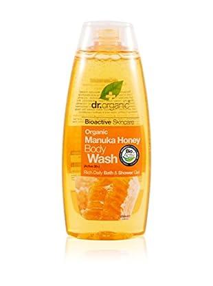 Dr.Organic Bade- und Duschgel Organic Manuka Honig 250 ml, Preis/100 ml 3.58