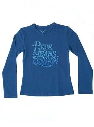 Pepe Jeans Kids Longsleeve Jemma (Blau)