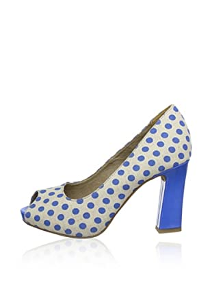 Tamaris Zapatos Shary (Azul / Arena)