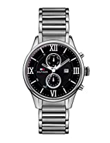 Tommy Hilfiger Chronograph Black Dial Men's Watch - TH1790962J