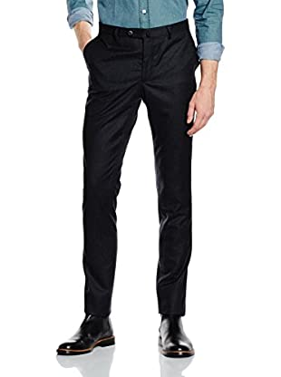 Hackett London Pantalón Lana Plain Flannel