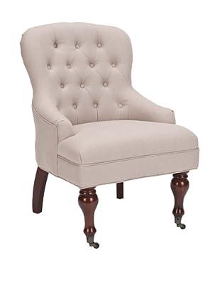 Safavieh Falcon Arm Chair, Taupe