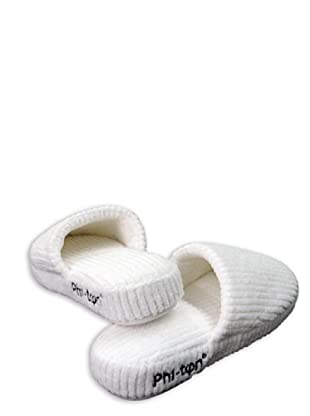 Manterol Zapatillas Phiton (Blanco)