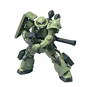 ROBOT魂 <SIDE MS> ザクII