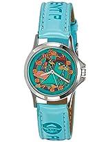 Disney Analog Multi-Color Dial Children's Watch - 3K0906U-LK (BLUE)