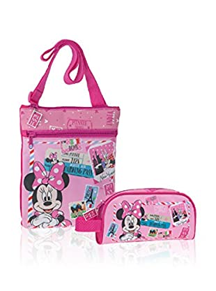 Disney Umhängetasche + Etui Minnie & Daisy