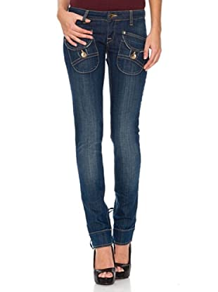 Fornarina Jeans Emma Stretch (Blau)